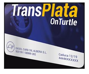 Tarjeta Transplata