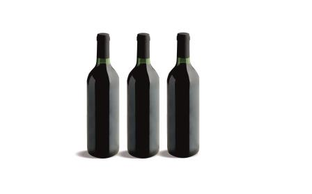 3 BOTELLAS VINO TINTO