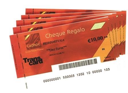 CHEQUE REGALO COCHE